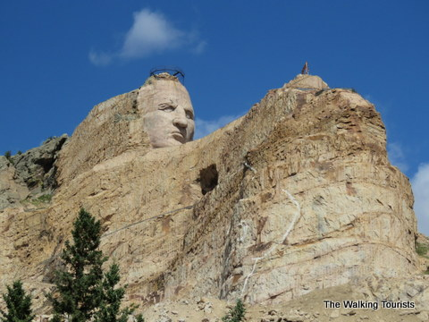 Crazy Horse: Carving out world's largest memorial in South Dakota