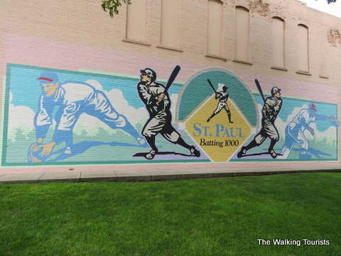 Nebraska Major League Basbeall museum