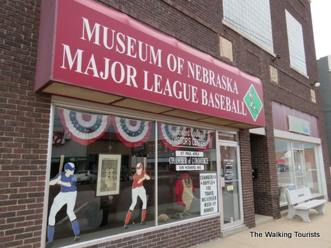 Nebraska at 150: Museum of Nebraska Major League Baseball