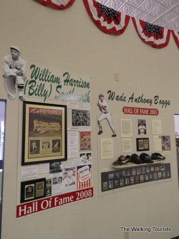 Nebraska Major League Basbeall museum