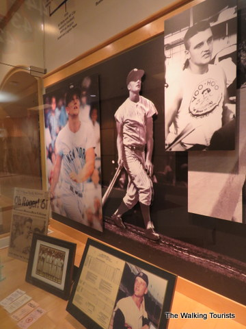 Fargo's Roger Maris Museum excellent look at slugger's legacy