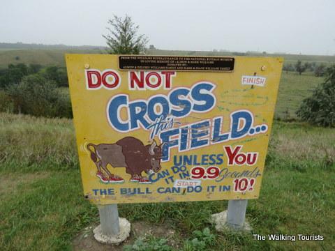 World's Largest Buffalo calls Jamestown, ND, home