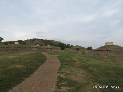 Mandan's Fort Lincoln State Park covers region's history