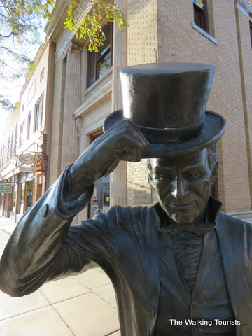 A 'Comfortable' stay and fun checking out downtown Rapid City