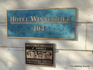 Guaranteed unique stay at Hotel Winneshiek in Decorah, Iowa