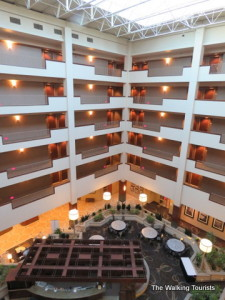 Sioux Falls Sheraton hotel provides wonderful stay