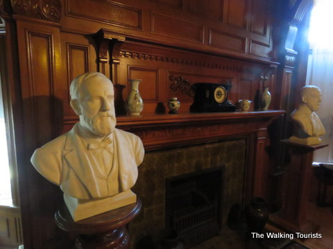 Pettigrew house offers look at Sioux Falls city leader