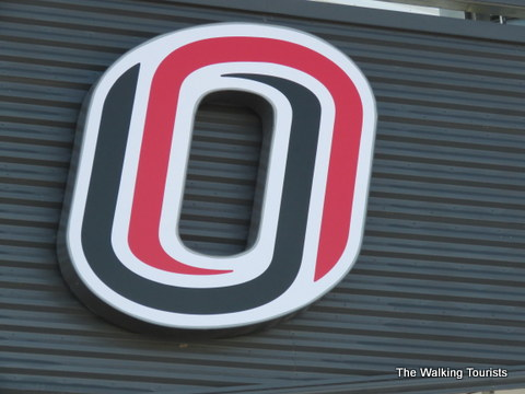 Nebraska-Omaha christens its new hockey arena