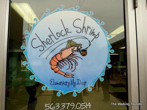 Sherlock Shrimp 8