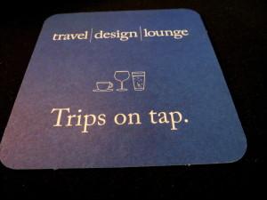 Get a taste of wanderlust at Travel Design Lounge