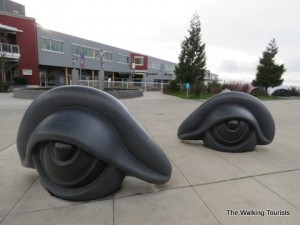 Olympic Sculpture Park adds to Seattle's Waterfront attractions