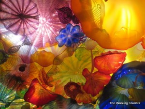 Colors, shapes thrive at Seattle's Chihuly Garden and Glass