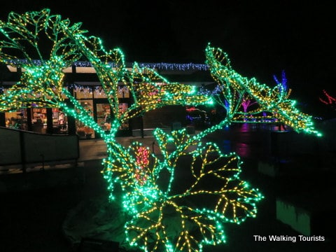 Christmas 2016: Seattle zoo celebrates holidays with 'Wildlights' display