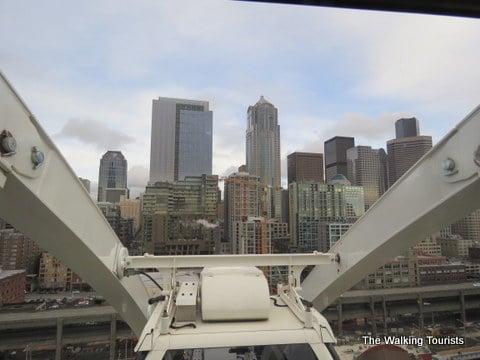 Great wheel in Seattle