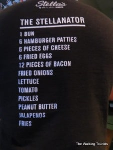 Stella's burgers live up to the challenge as the best in Omaha