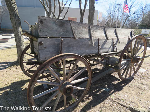 Independence museum follows pioneer trails