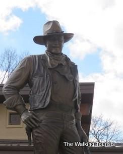 John Wayne Museum honors Winterset, Iowa, native