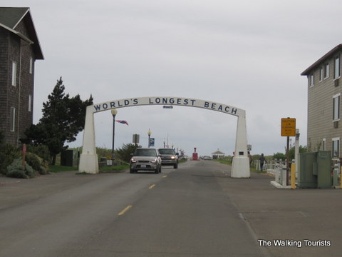 'World's Longest Beach' is a major attraction on Long Beach Peninsula
