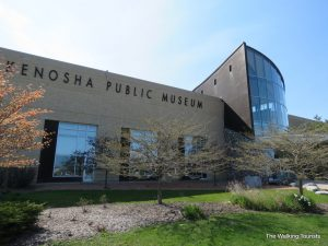 Kenosha museums explore history from dinosaurs to manufacturing