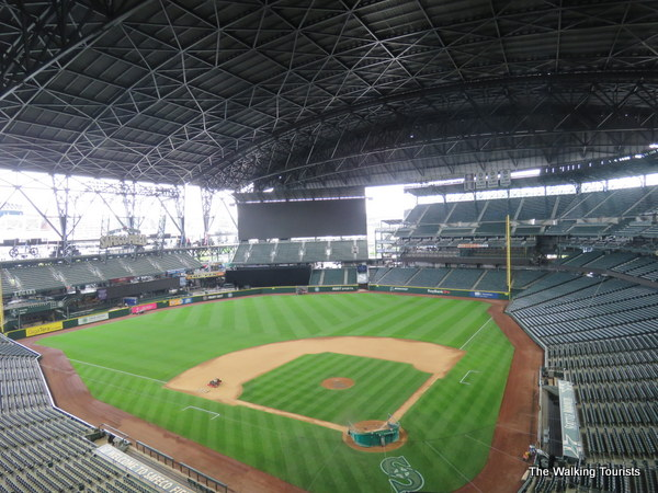 Safeco Field Tour Gives Behind The Scenes Look At Seattle