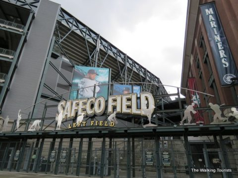Safeco Field tour gives behind-the-scenes look at Seattle Mariners