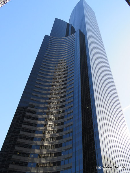 Columbia Center is the tallest building in Seattle and Pacific Northwest