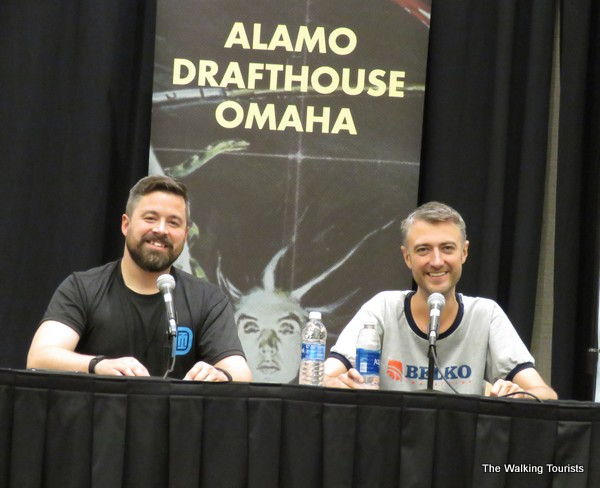 Celebrities appearing at O Comic Con in Omaha