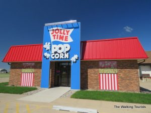 Sioux City's Jolly Time museum offers look into local pop corn history