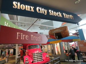 Sioux City's Public Museum takes interesting look at city's history