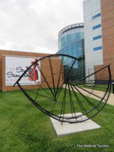 Sioux City – Walkabout with art and architecture