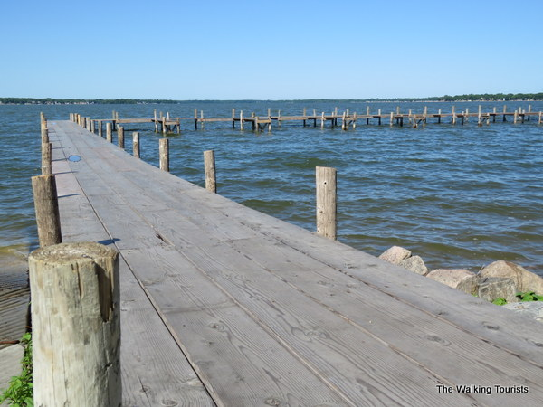 Clear Lake, Iowa is one of our favorite spots