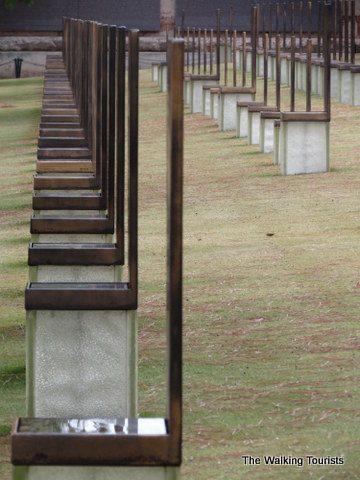 National Park Service at 100: Oklahoma City National Memorial, Oklahoma