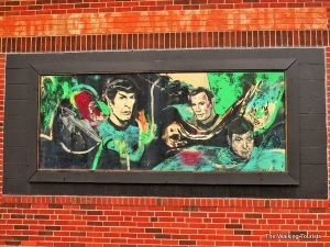 Star Trek 'boldly' celebrates 50th anniversary