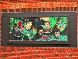 Star Trek 'boldly' celebrates 50th anniversary