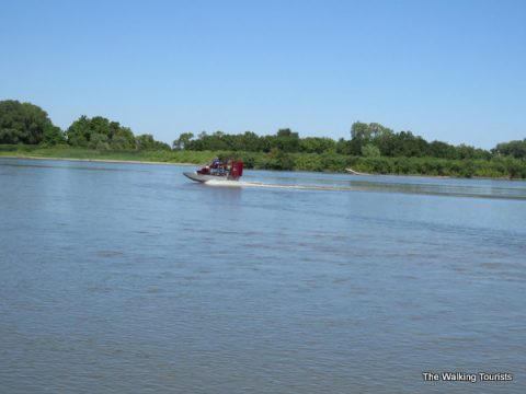 Bryson's air boat tours a must when visiting Fremont, Nebraska