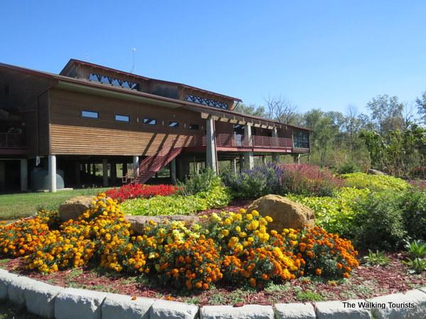 Fall in St. Joseph, Missouri at the Remington Nature Center
