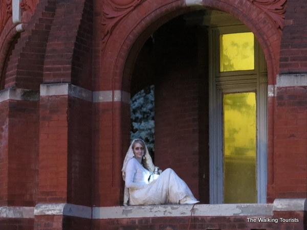 Haunted Harris-Kemper Neighborhood Tour in St. Joseph, Missouri
