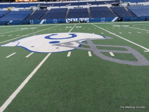 Indianapolis has a sports gem in Lucas Oil Stadium