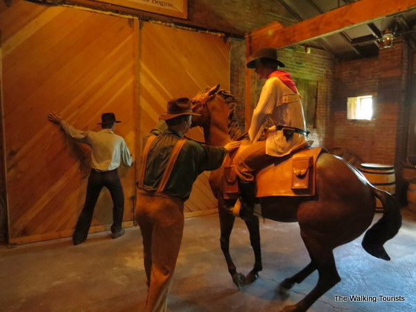 Pony Express Museum in St. Joseph, Missouri
