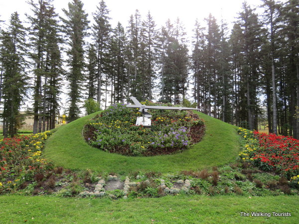 International Peace Garden