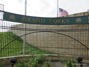 Grand Forks uses flood history to allow its beauty to shine through