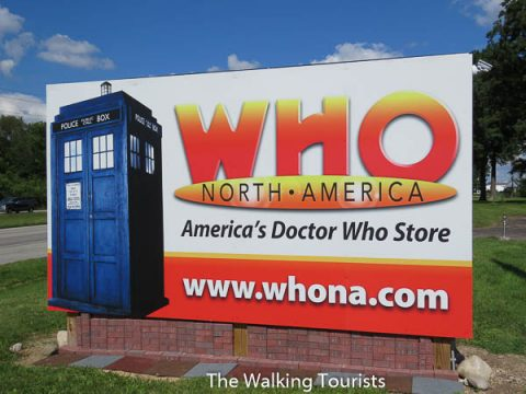 'Doctor Who' finds home in Hendricks County with Who North America store