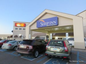 Minot's Sleep Inn offers more than a great room; Swimming and shopping abound