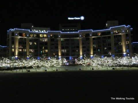 Midtown Crossing helps Omaha celebrate season with Holiday Lights Spectacular