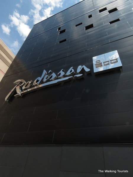 Radisson Blu hotel 'attached' to the Mall of America