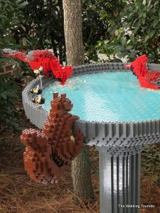 LEGO creatures return to Omaha as Lauritzen Gardens hosts 'Nature Connects'