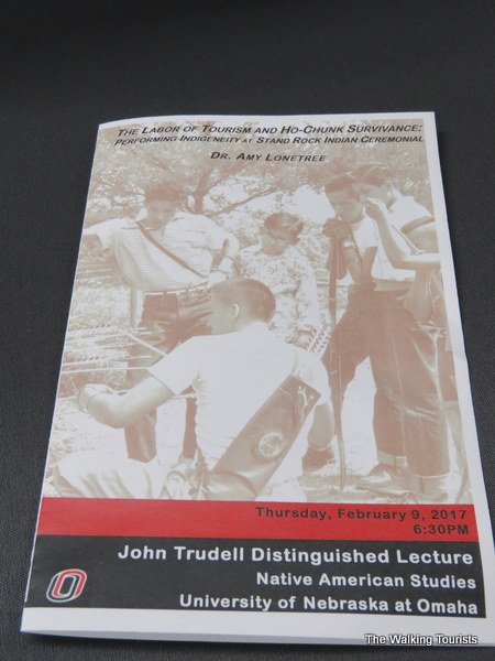 UNO's Trudell lecture series honors brother's legacy