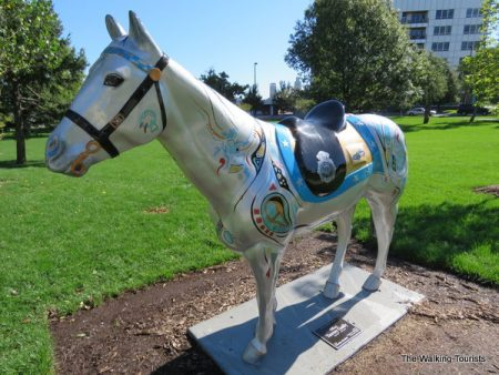 'Horses of Honor' – Paying respect to Omaha's fallen officers