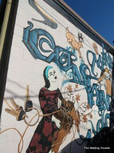Street art – Omaha's Benson area showcases its style