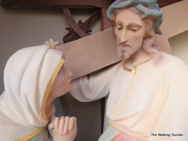 Way of the Cross follows Jesus Christ through the Stations of the Cross.